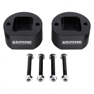 "Supreme Suspensions® - 2"" Pro Front Coil Spring Spacers"