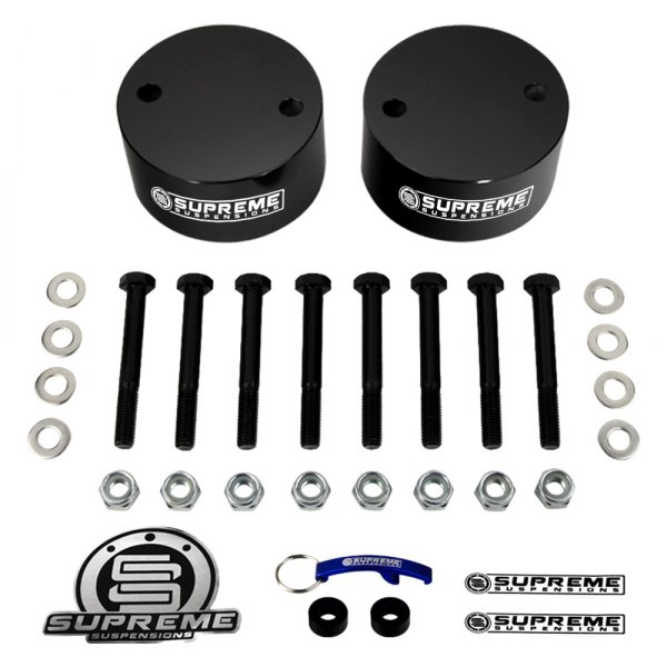 Supreme Suspensions® - Pro Series Rear Coil Spring Spacers
