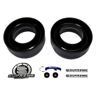 "Supreme Suspensions® - 3"" Lift Pro Series Rear Spring Spacer Kit"