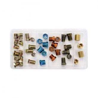 SUR&R® - Brake Line Fitting Assortment