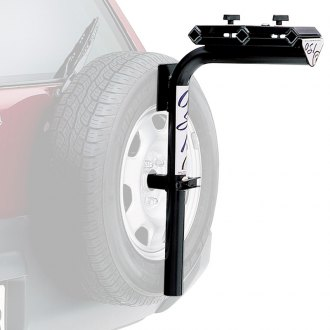 Surco® - Spare Tire Mount Bike Rack for 3 Bikes