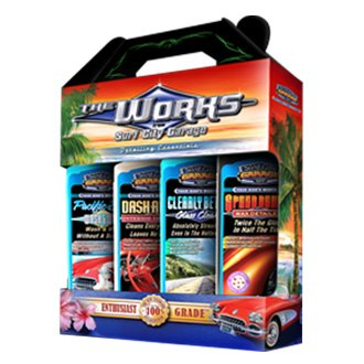 Surf City Garage® - The Works Detailing Essentials