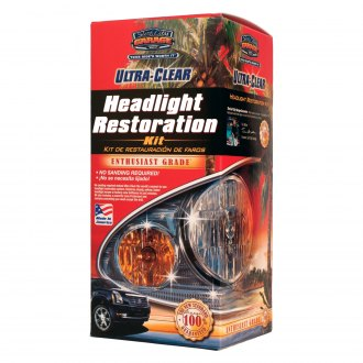 Surf City Garage® - Ultra Clear™ Headlight Restoration Kit