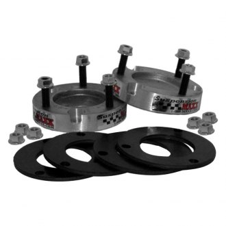 "SuspensionMAXX® - 2""-2.5"" MAXXStak Front Adjustable Strut Spacer Leveling Kit"