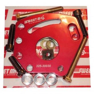 SWEET SBC Driver Side Power Steering Pump Bracket Kit P//N 325-30034