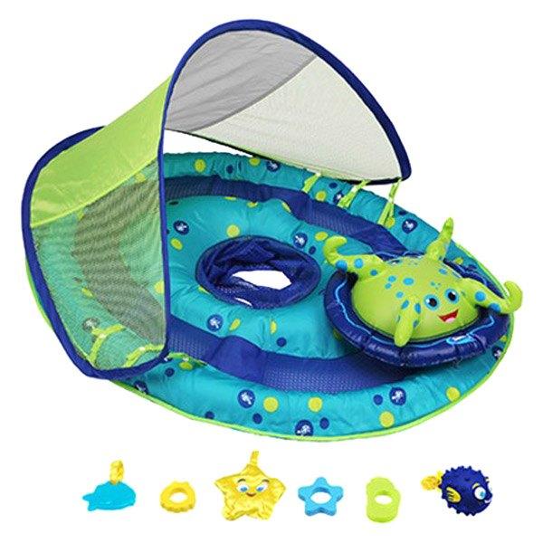 SwimWays® - Baby Spring Float Activity Center with Canopy  sc 1 st  CARiD.com & SwimWays® 11601 - Baby Spring Float Activity Center with Canopy