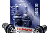 Sylvania® - High and Low Beam SilverStar Headlight Replacement Bulbs (9007 / HB5)