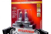 Sylvania® - SilverStar Ultra Daytime Running Light Replacement Bulbs (9006)