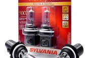 Sylvania® - High and Low Beam SilverStar Ultra Headlight Replacement Bulbs (9007 / HB5)