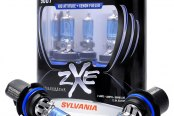 Sylvania® - High and Low Beam SilverStar zXe Headlight Replacement Bulbs (9007 / HB5)