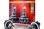 Sylvania® - High and Low Beam Headlight Replacement Bulbs