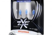 Sylvania® - Low Beam SilverStar zXe Headlight Bulbs