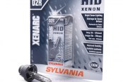 Sylvania® - High and Low Beam Xenarc Headlight Replacement Bulb (D2R)