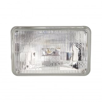 "Sylvania® - 4x6"" Rectangular Chrome Factory Style Headlight"