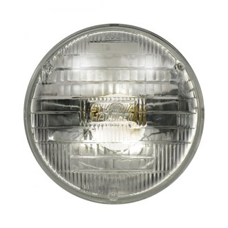 "Sylvania® - 5 3/4"" Round Chrome Factory Style Headlight"