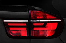 Sylvania® - Replacement Tail Light Bulbs on BMW X5
