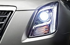 Sylvania® - Replacement Headlight Bulbs on Cadillac XTS