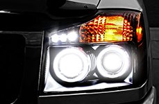 Sylvania® - Replacement Headlight Bulbs on Nissan Titan