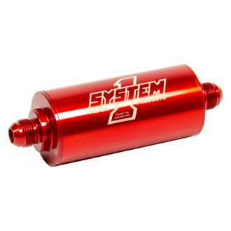 System 1® - Medium Billet Inline Fuel Filter