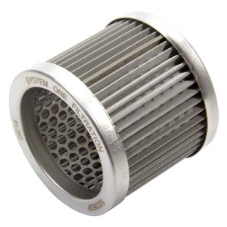 System 1® - Replacement Short Spin-On Oil Filter Element, 45 Micron