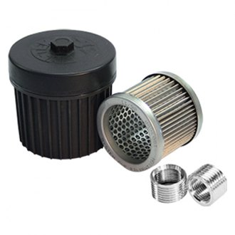 System 1® - Short Spin-On Oil Filter, 45 Micron
