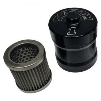 System 1® - Spin-On Oil Filter, 35 Micron