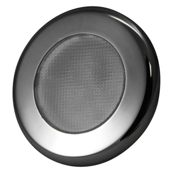 t h marine led51847 white recessed led puck light. Black Bedroom Furniture Sets. Home Design Ideas