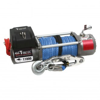 T-Max® - Off-Road Series EW 11000 lbs Winch with Synthetic Rope