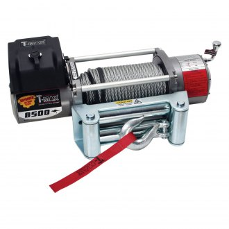 T-Max® - Off-Road Series W 8500 lbs Winch with Steel Rope