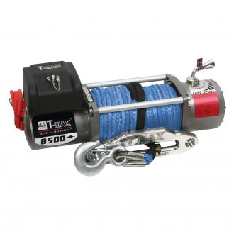 T-Max® - Off-Road Series W 8500 lbs Winch with Synthetic Rope