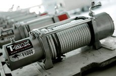 T-Max® - Heavy Winches
