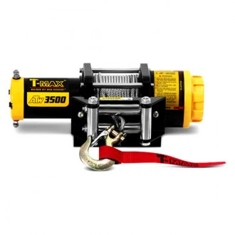 T-Max® - Pro Trailer Series Winch ATW-3500 with Steel Rope