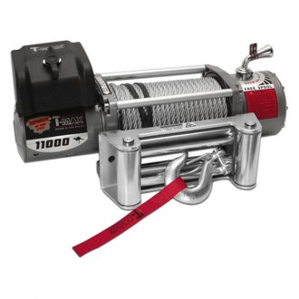 T-Max® - Off-Road Series Winch EW-11000 with Steel Rope