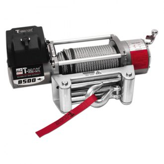 T-Max® - Off-Road Series Winch EW-8500 with Steel Rope