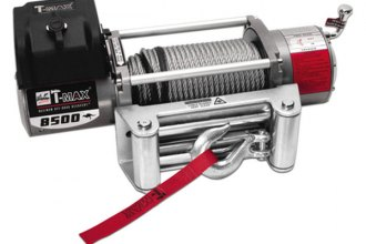 T-Max® 47-1486 - Off-Road Series Winch EW-8500 (with Steel Rope)