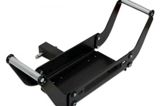 T-Max® - Receiver Mount Quick Release Winch Tray
