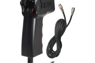 T-Max® - Handheld Remote Control Switch with 4 Plug In Leads
