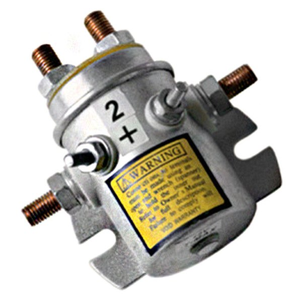 T-Max® - Replacement Solenoid, 12V