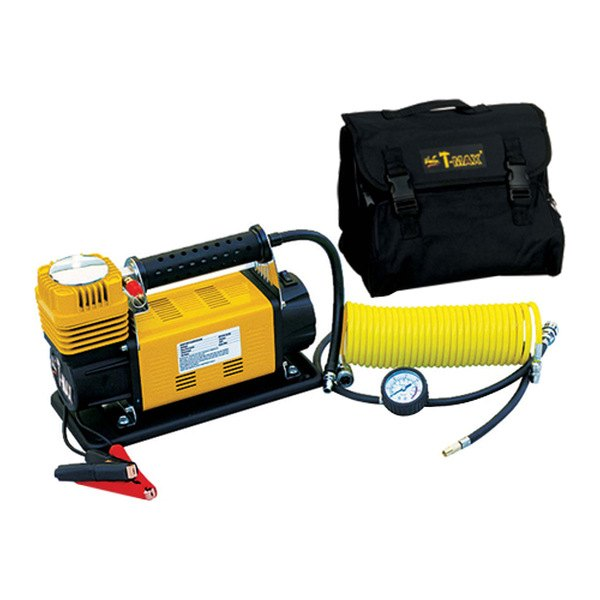 T-Max® - Heavy Duty Portable Compressor, 120 psi, 12V, 160L/min