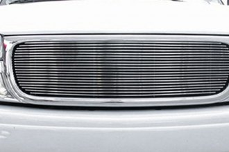 T-Rex® - 1-Pc Horizontal Polished Billet Grille Insert