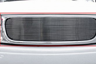 T-Rex® 20175 - 1-Pc Horizontal Polished Billet Main Grille Insert
