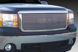 T-Rex® 20205 - 1-Pc Horizontal Polished Billet Main Grille