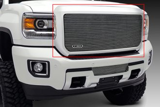 T-Rex® 20211 - 1-Pc Horizontal Polished Billet Main Grille