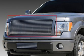 T-Rex® 20568 - 1-Pc Horizontal Polished Billet Main Grille
