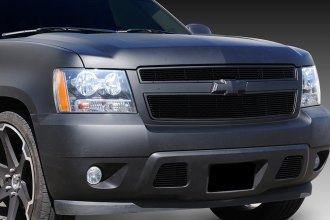 T-Rex® - 2-Pc Horizontal Black Billet Grille