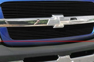T-Rex® 21100B - 2-Pc Horizontal Black Billet Main Grille
