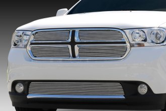 T-Rex® - Horizontal Polished Billet Grille