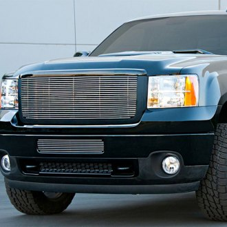 T-Rex® - Horizontal Polished Billet Top Steel Bumper Grille