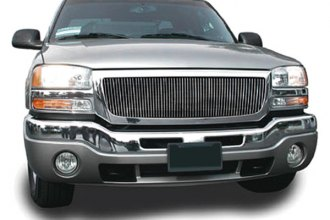 T-Rex® - 1-Pc Vertical Polished Billet Grille Insert