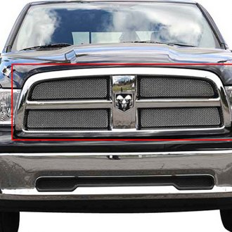 T-Rex® - 4-Pc Sport Series Triple Chrome Plated Formed Mesh Main Grille